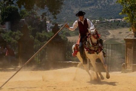 All the towns and villages of Andalucía have calendars packed with ferias, and Ronda is no exception, if you are lucky enough to be here during a fiesta be sure to join the fun: Rondeños certainly know how to party
