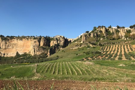 Take time to explore the beautiful hilltop city of Ronda